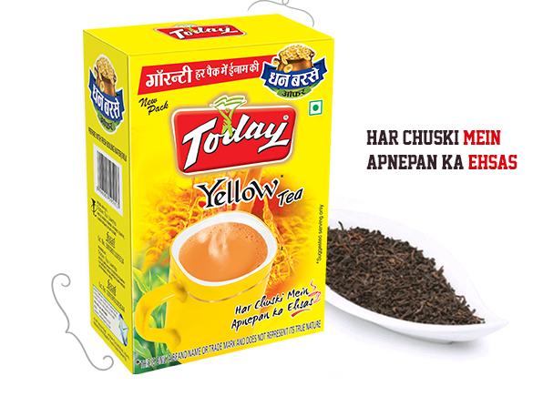 Today Yellow Tea