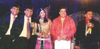 2004 - Govinda & Shilpa Shetty
